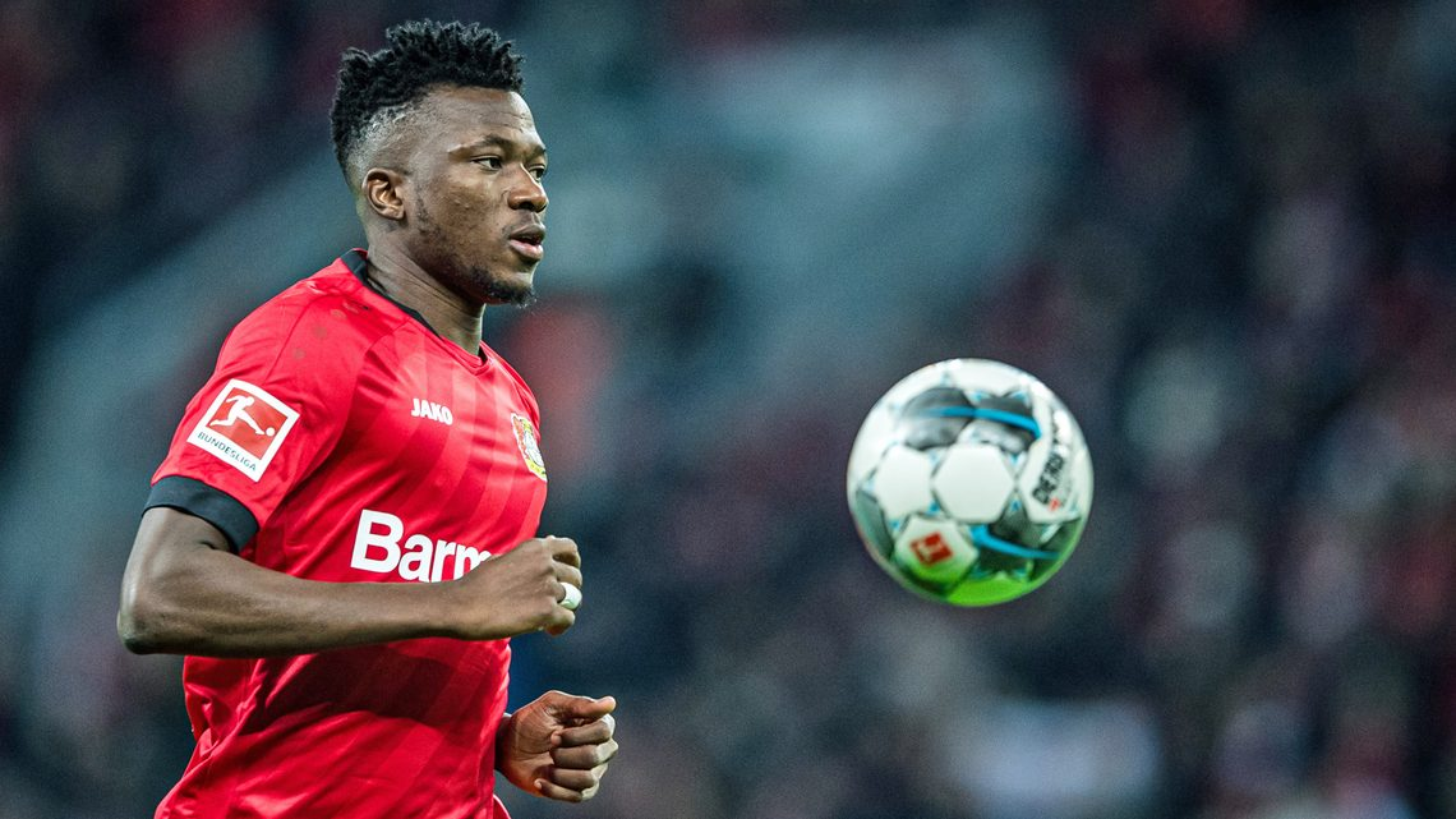 Bundesliga | Edmond Tapsoba on life at Bayer Leverkusen and ...