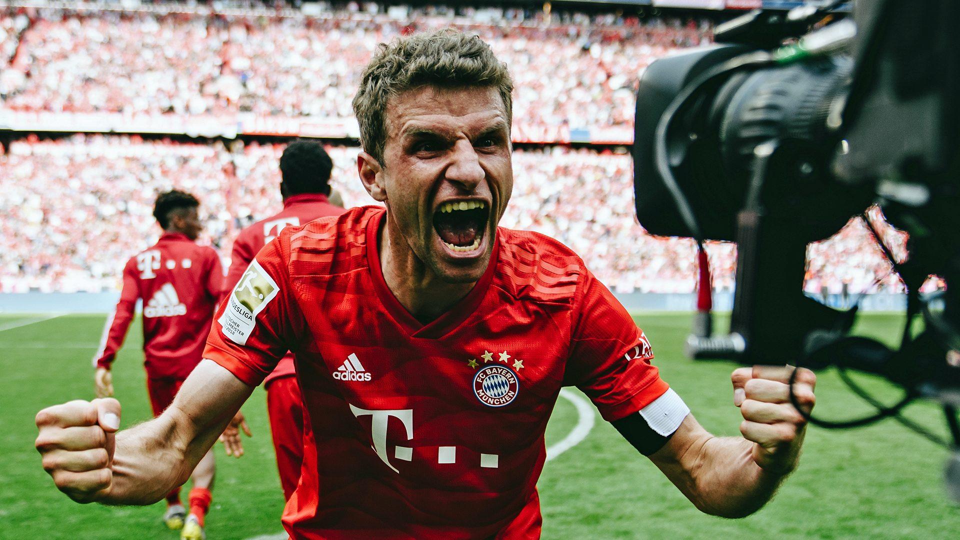 "Bundesliga   Thomas Müller: ""Bayern Munich's golden era isn't over yet"""