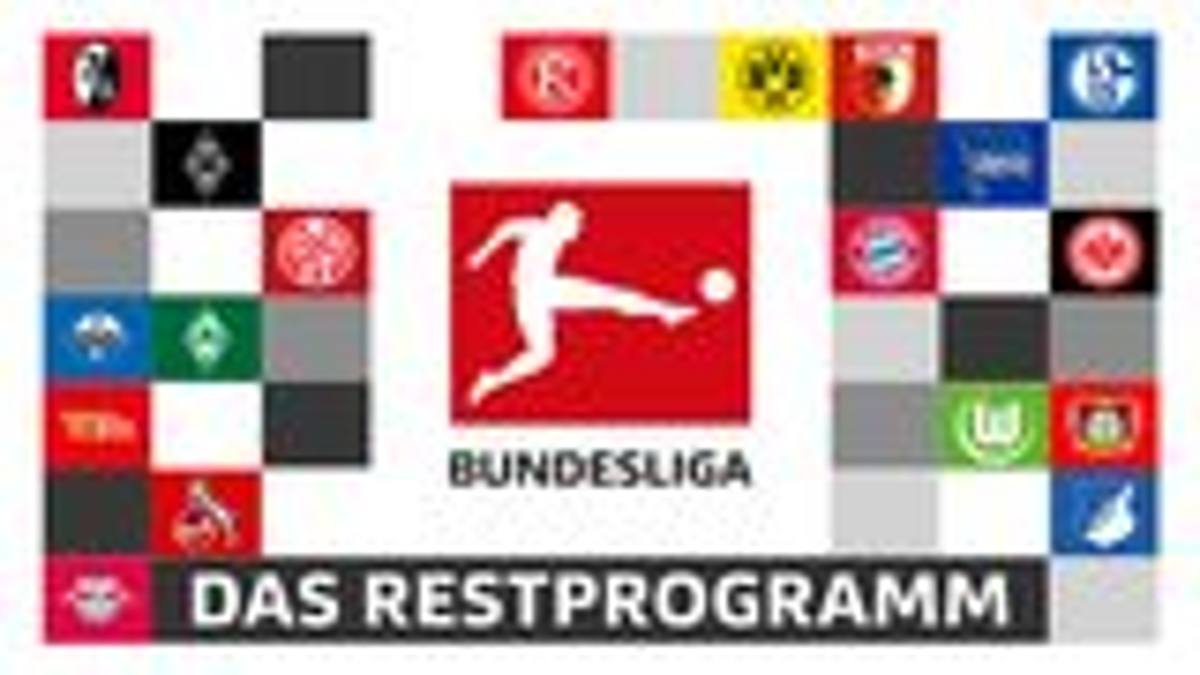 Endspurt der Saison: Das Restprogramm aller Clubs