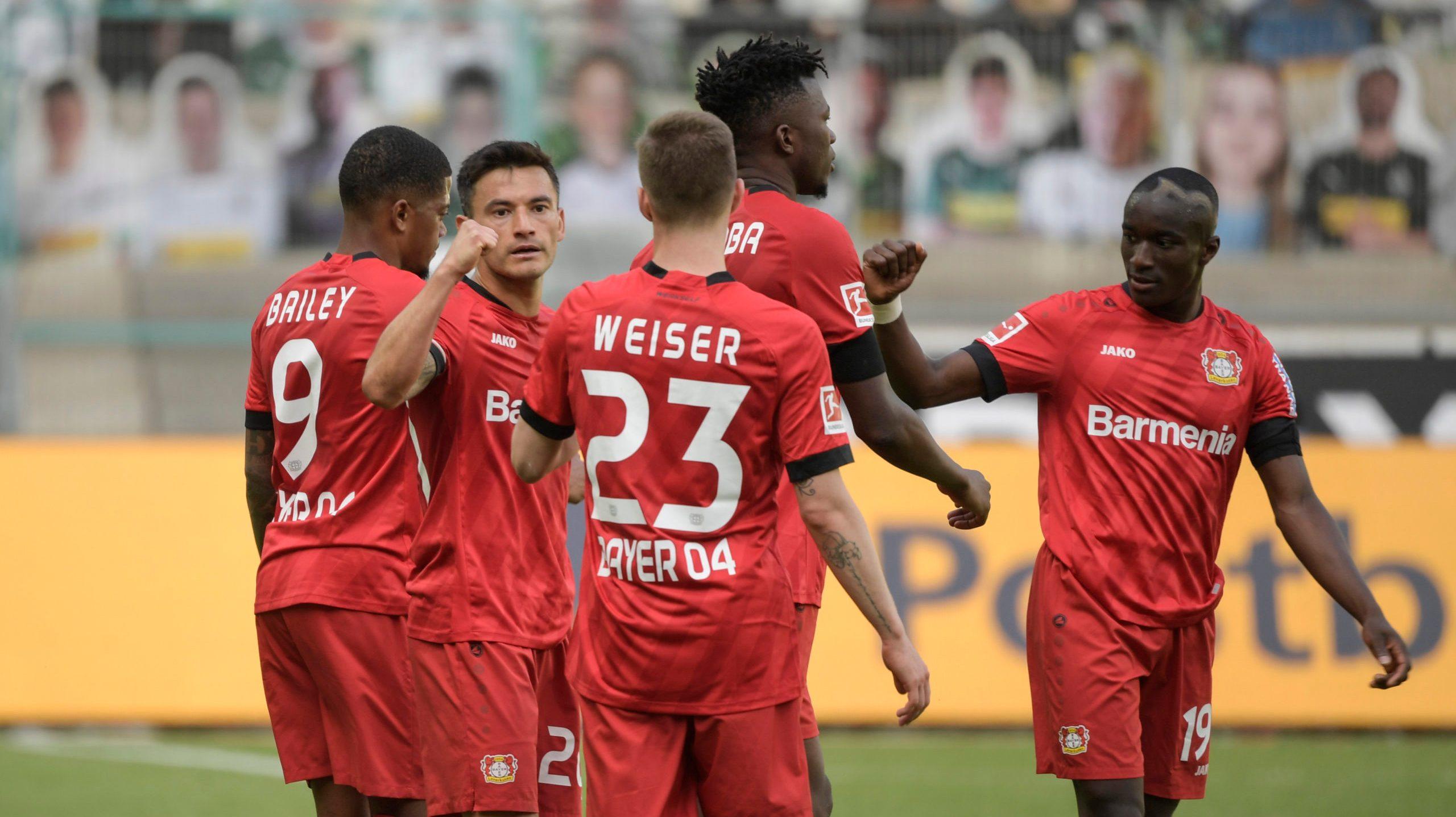 Leverkusen Bundesliga