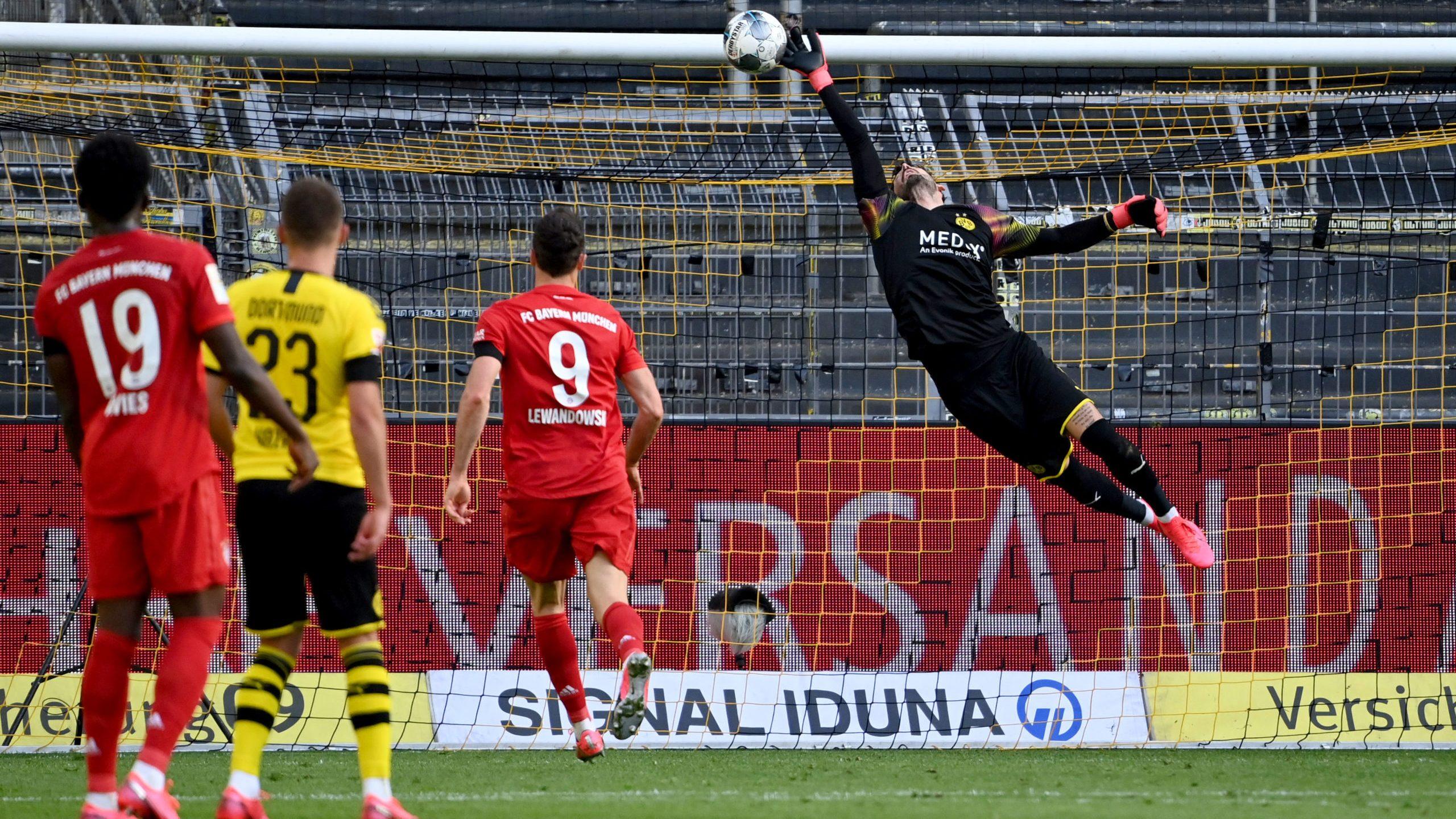 1:0 in Dortmund - FC Bayern baut Tabellenführung aus