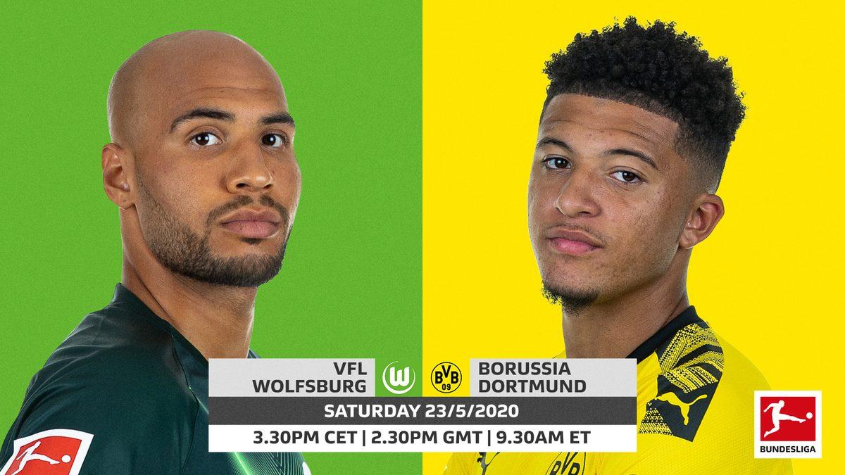 Wolfsburg - Dortmund: Sân trống lại hay?