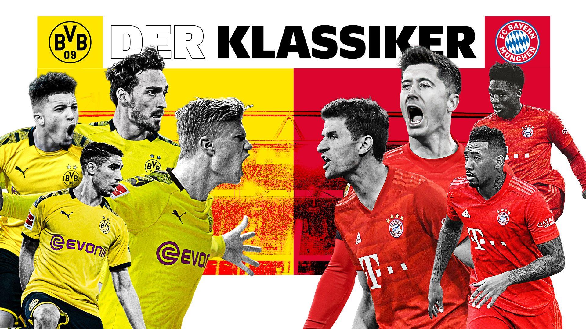 Bayern Munchen vs Dortmund