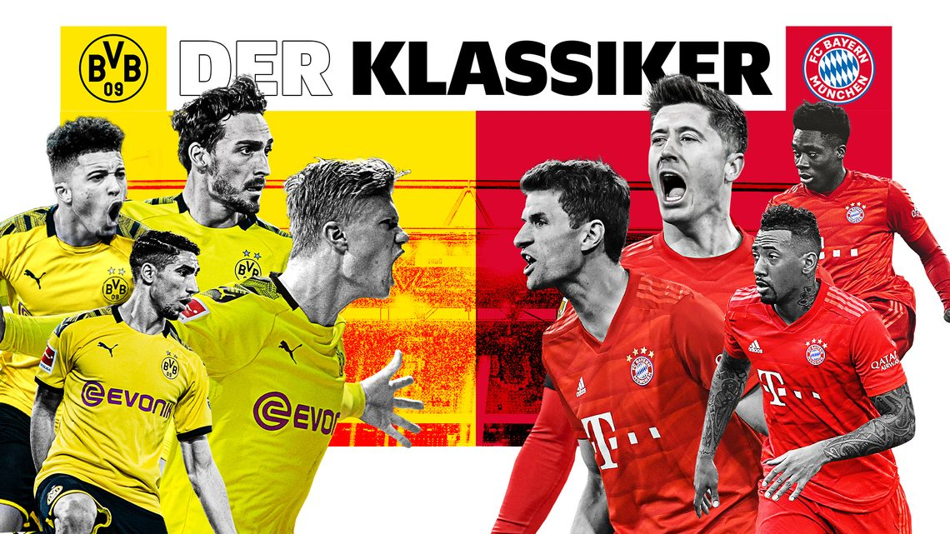 Bundesliga | How do Borussia Dortmund and Bayern Munich stack up?