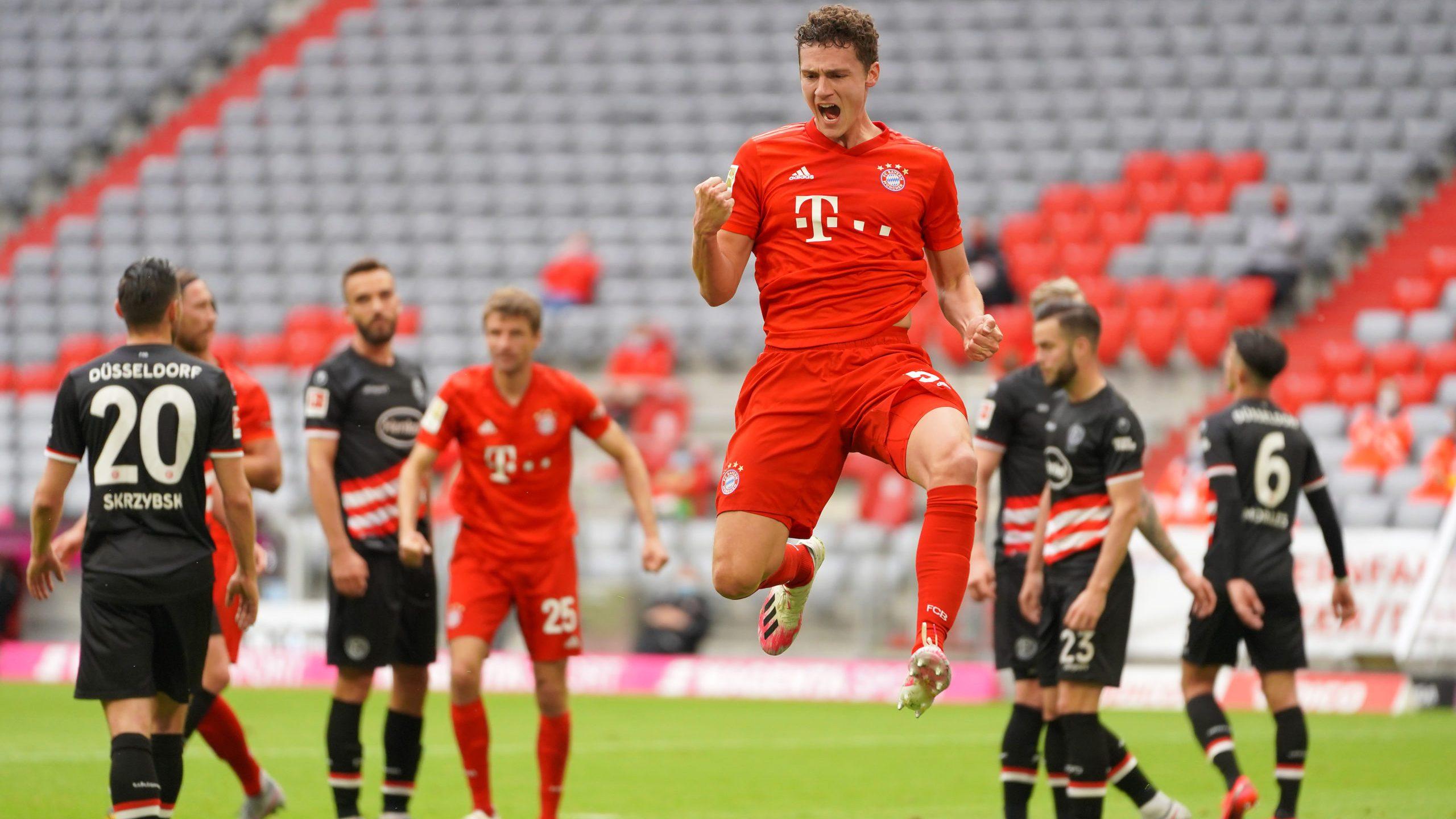 Bayern München Düsseldorf