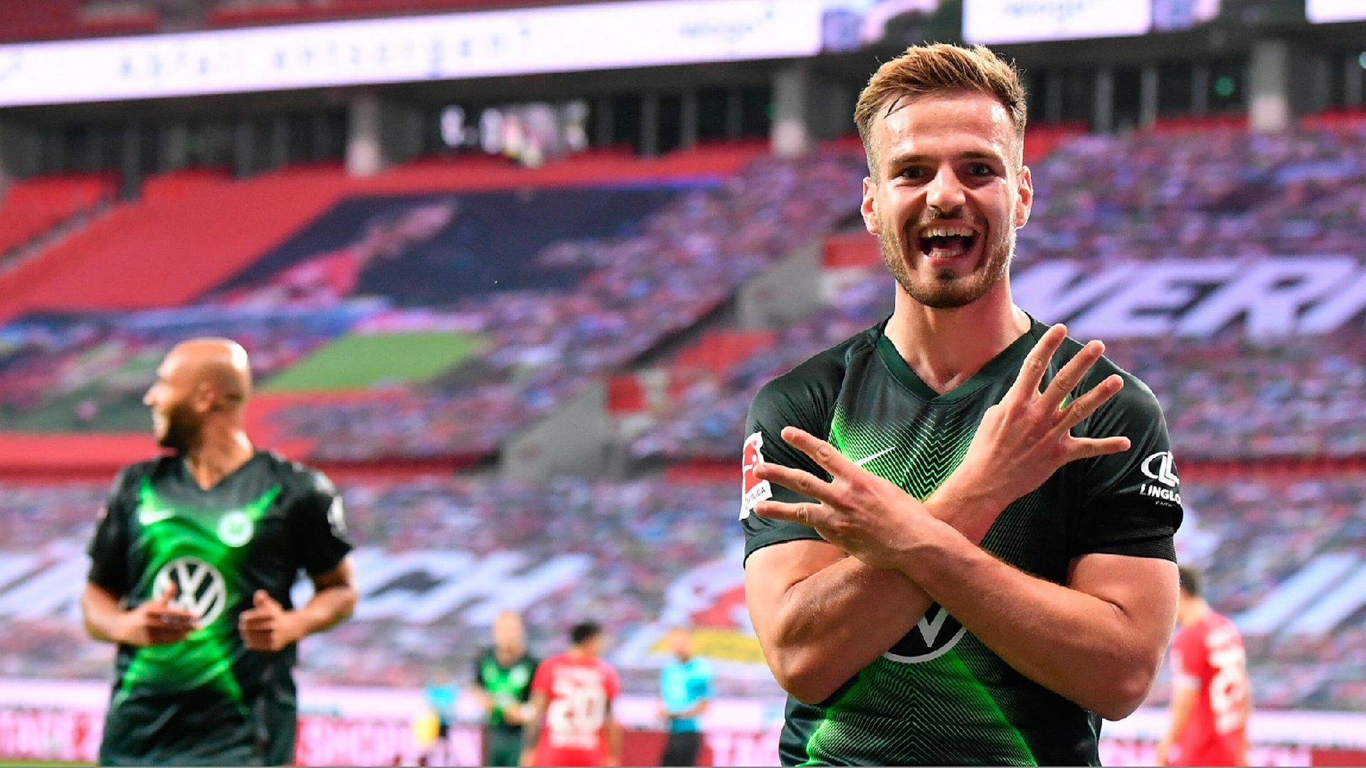 Bundesliga   Maxi Arnold and Marin Pongracic star as Wolfsburg blow Bayer Leverkusen away
