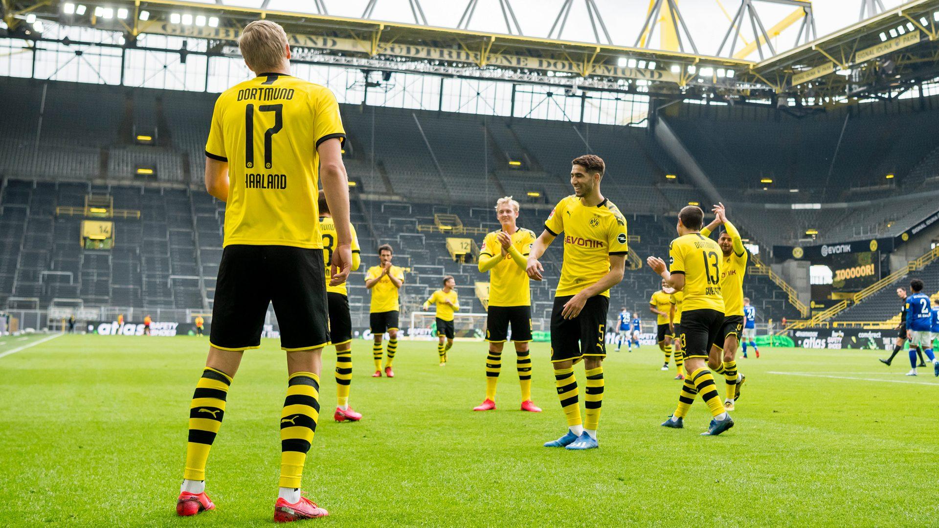 Bundesliga Do Borussia Dortmund Have The Best Squad In The Bundesliga