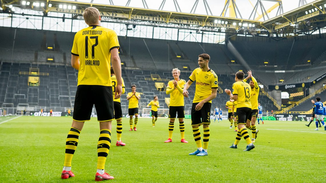 Bundesliga Do Borussia Dortmund Have The Best Squad In The Bundesliga