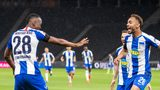 Hertha hit city rivals Union for four