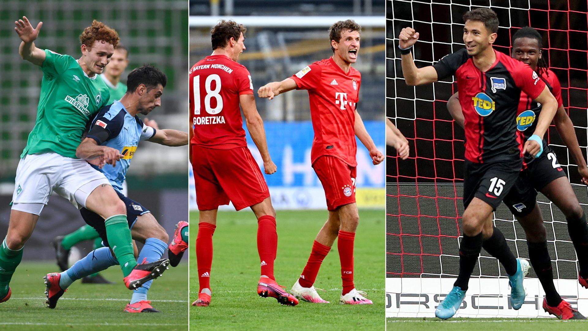 Bundesliga 28. Spieltag