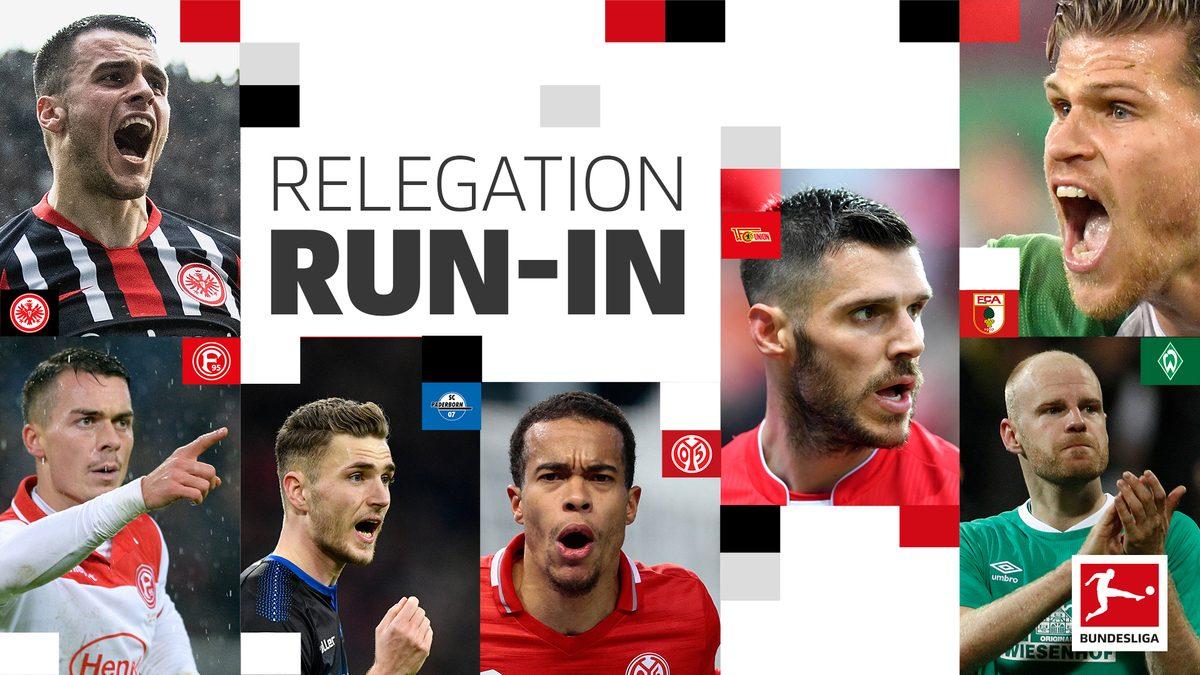 Relegation 1 Bundesliga