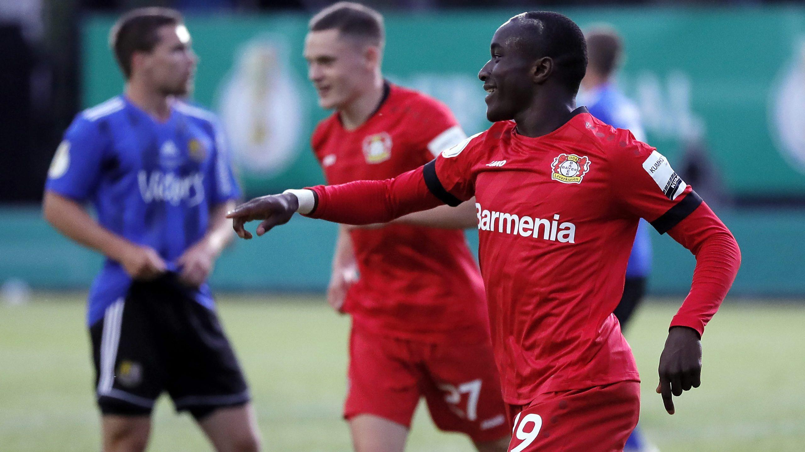 Bundesliga | Bayer Leverkusen ease past Saarbrücken to book DFB ...