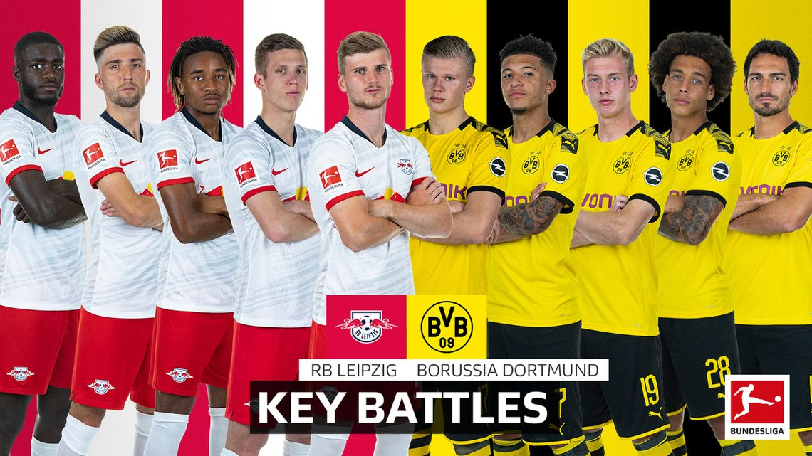 Bundesliga Rb Leipzig Vs Borussia Dortmund Werner Vs Sancho Schick Vs Haaland And The Key Battles