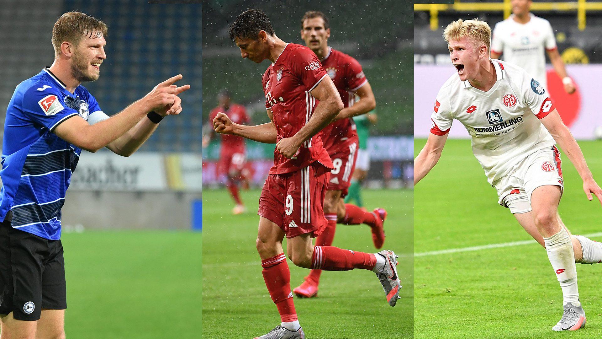 Bundesliga 32. Spieltag
