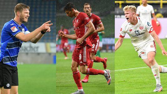 32. Spieltag Bundesliga