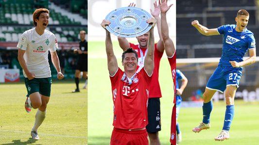 FuГџball Bundesliga 34 Spieltag
