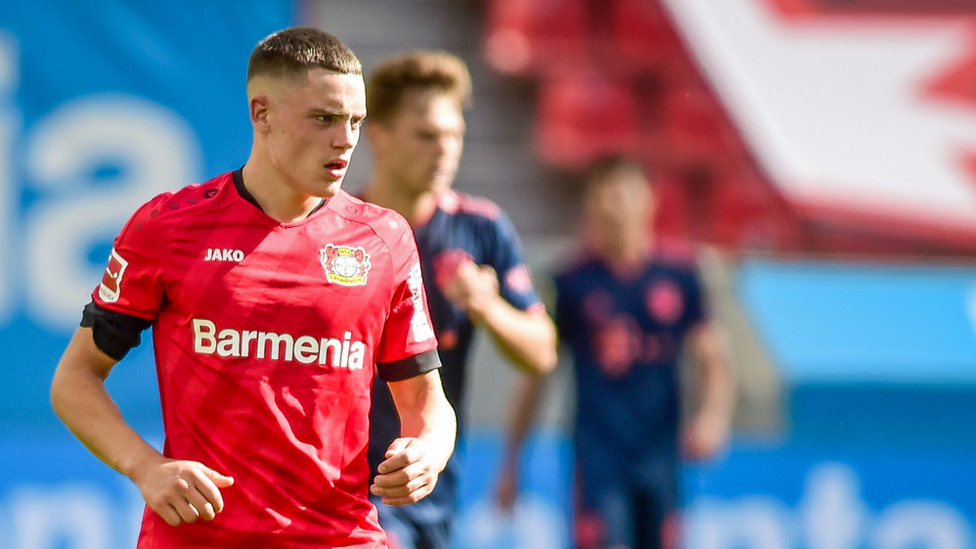 Bundesliga | Florian Wirtz becomes youngest goalscorer in Bundesliga history at 17 years and 34 days.