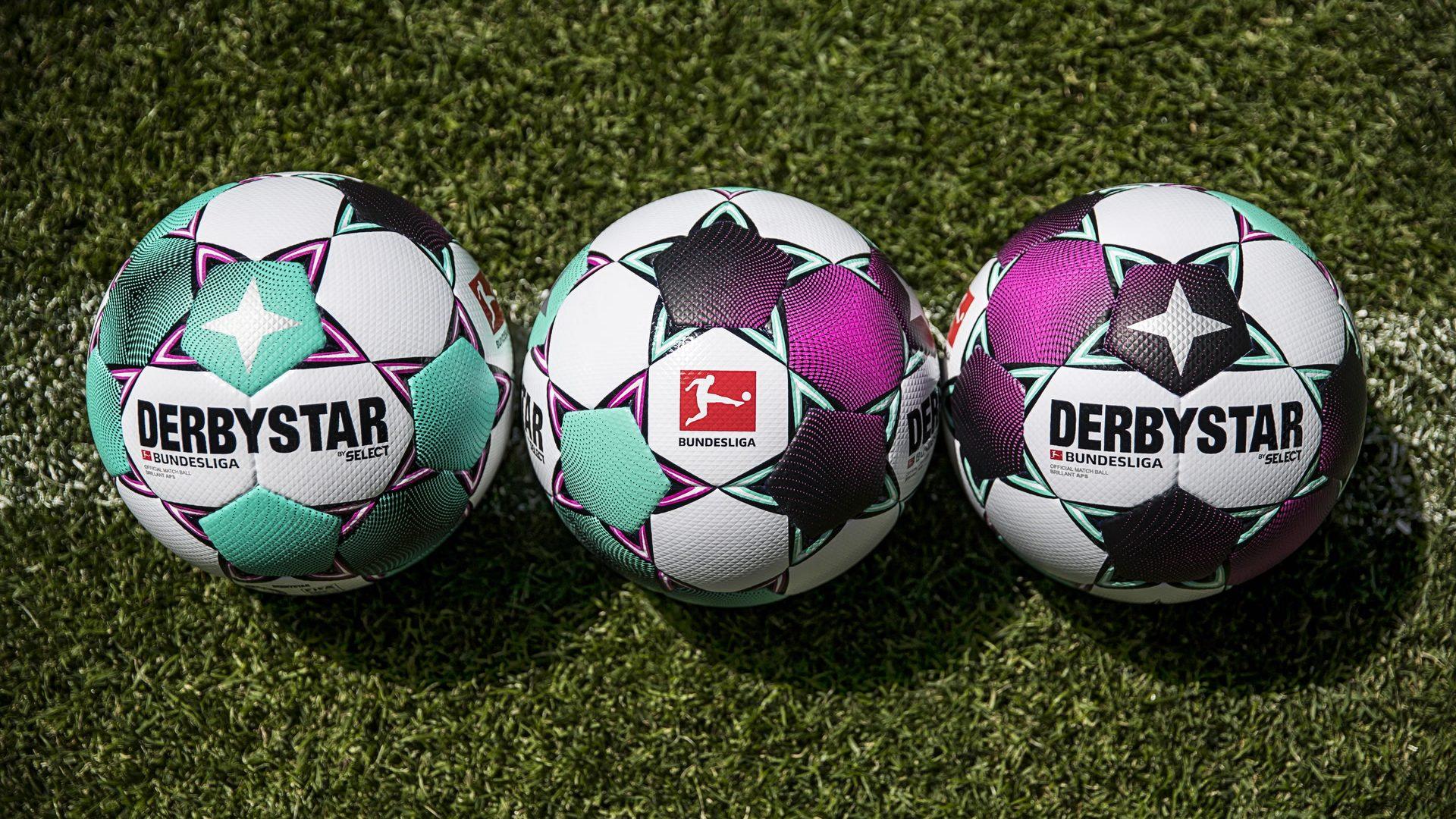 DERBYSTAR präsentiert den offiziellen Spielball