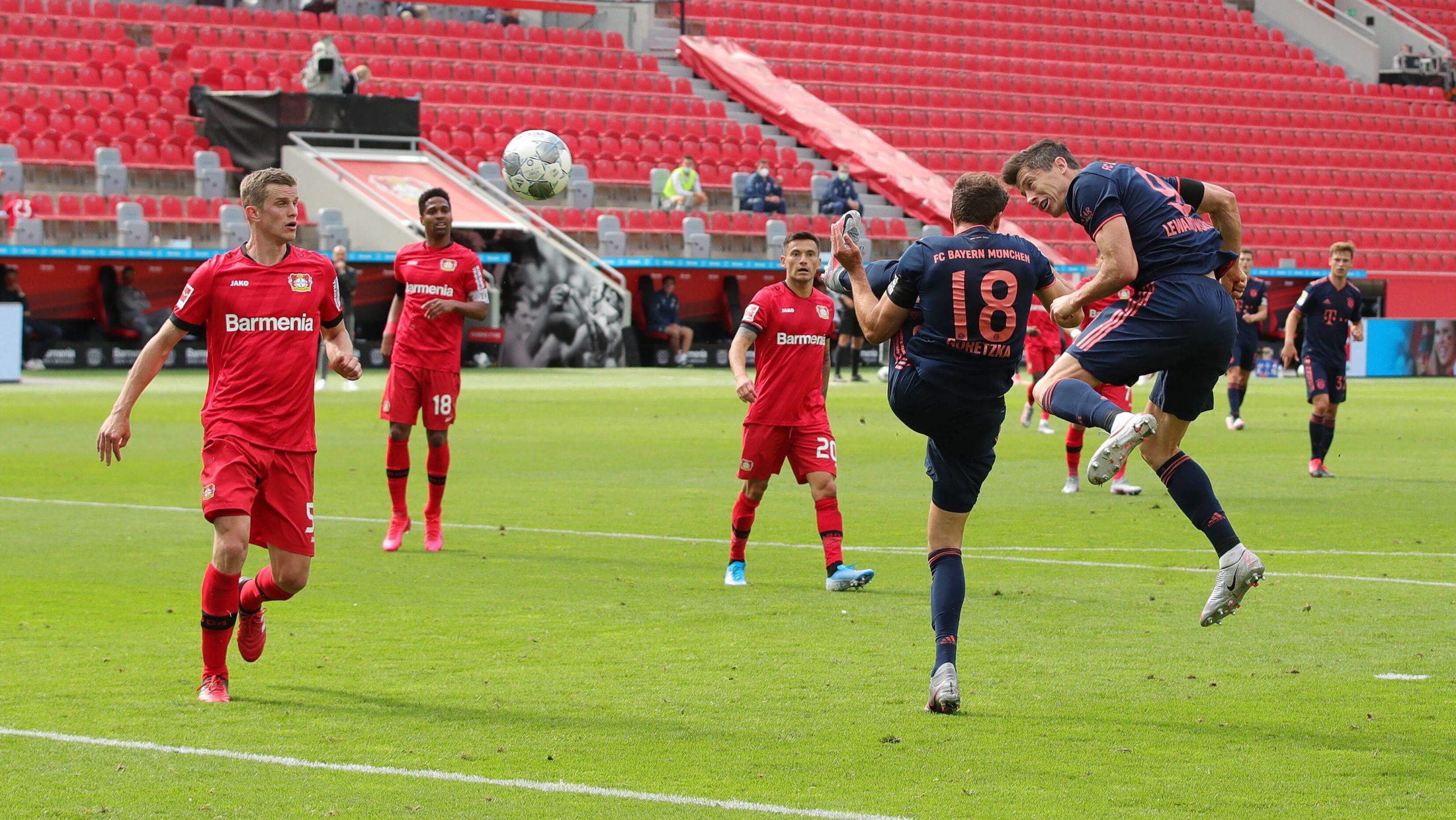 Souveräner Sieg: FC Bayern schlägt Leverkusen mit 4:2