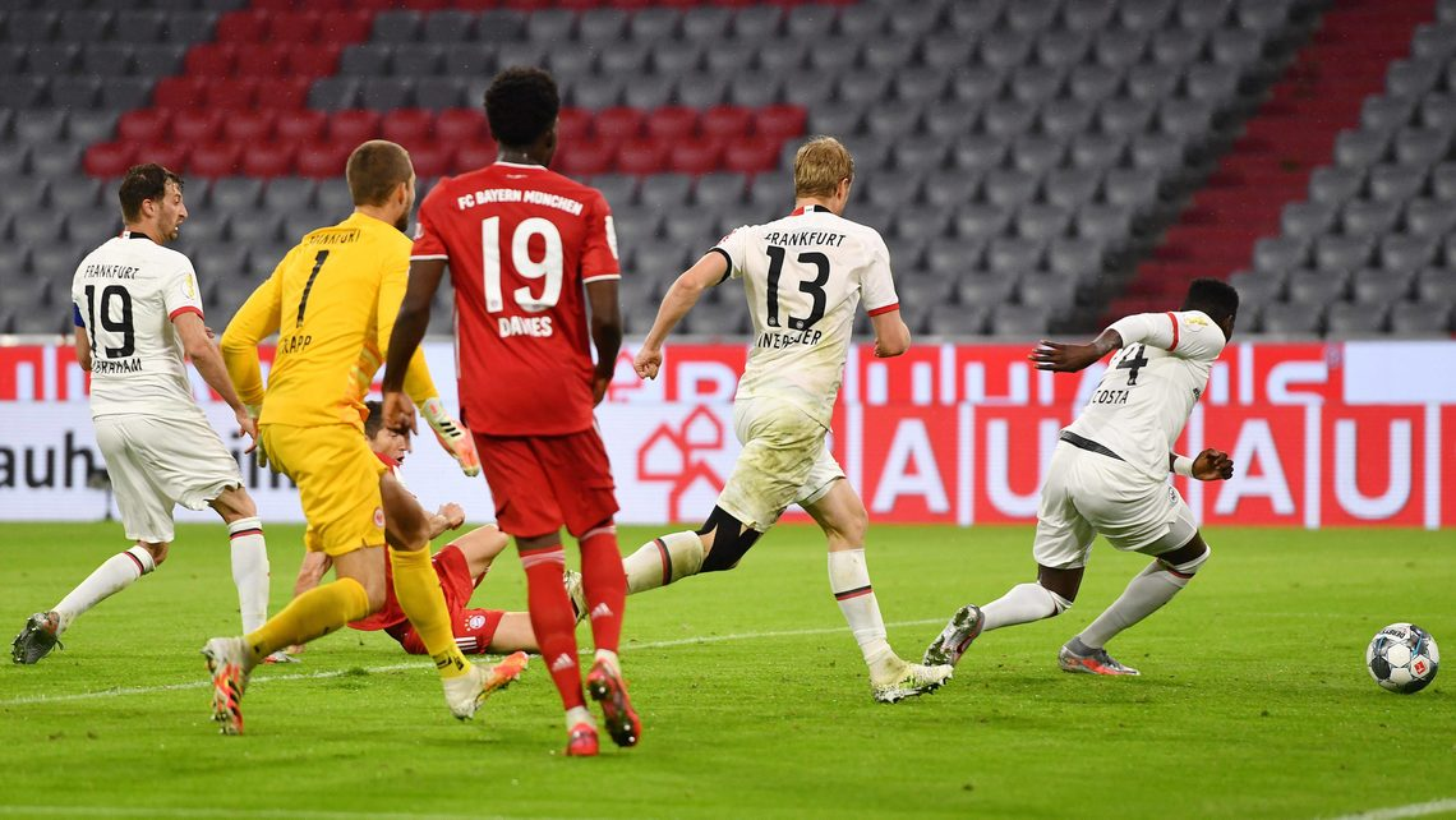 Fc Bayern Dfb Pokal Tickets