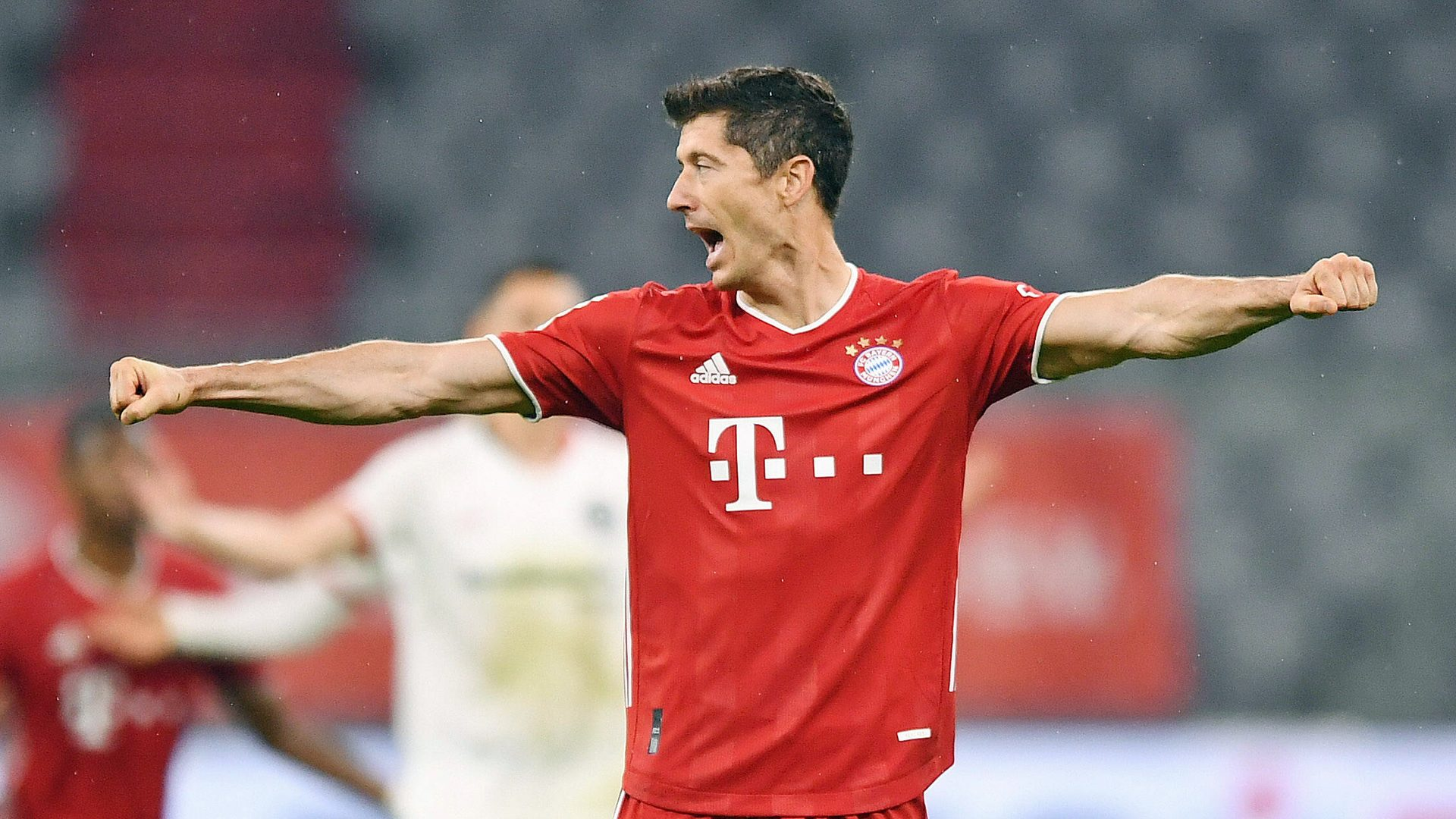 Bundesliga Robert Lewandowski Hits The Winner As Bayern Munich Overcome Eintracht Frankfurt To Reach Dfb Cup Final