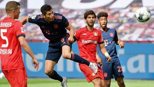 Bayer Leverkusen Bayern München Tickets
