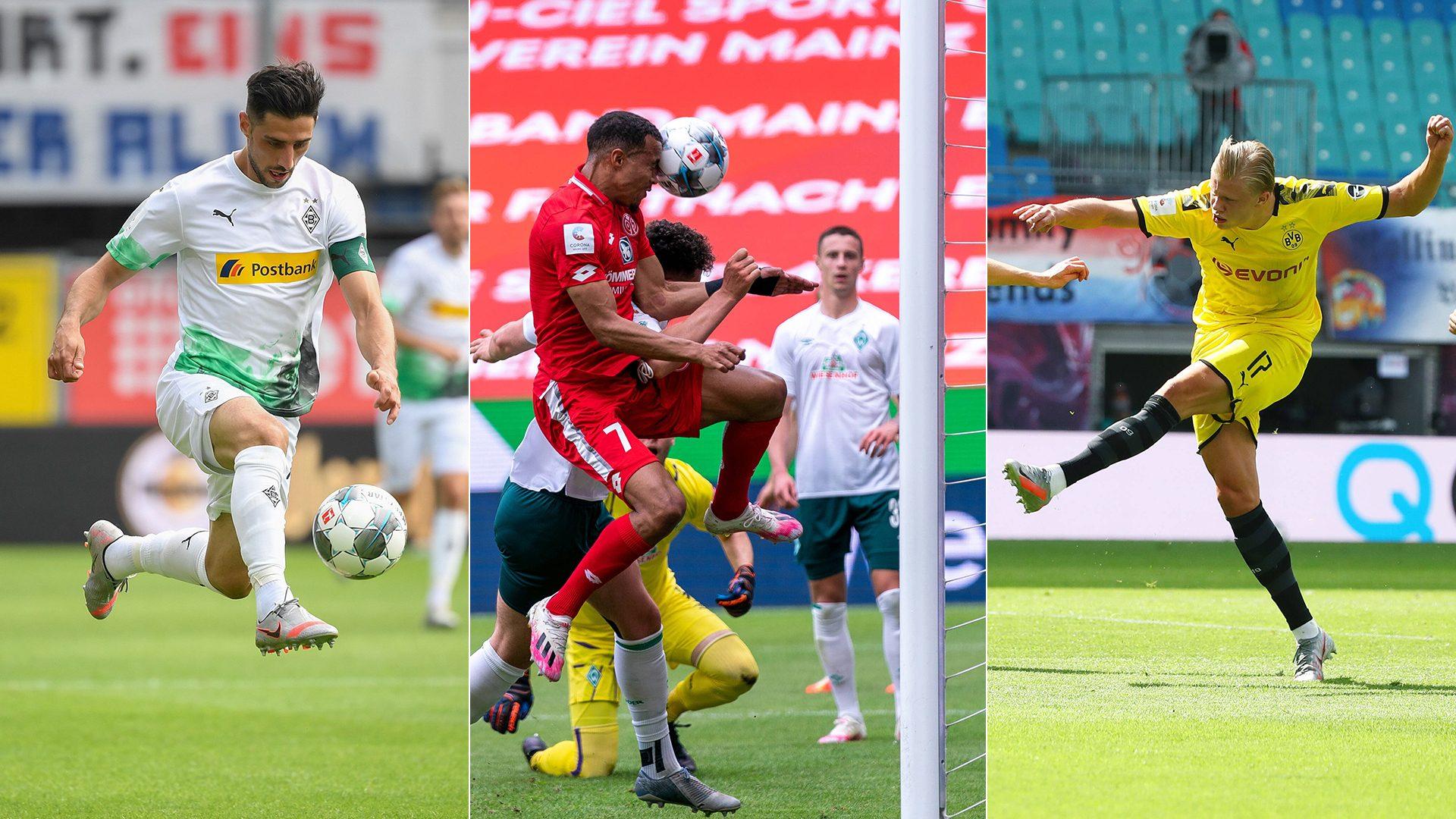 Bundesliga 33 Spieltag