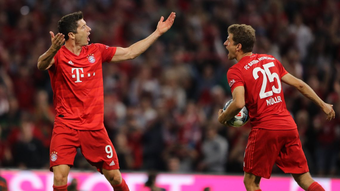 Bundesliga | Bundesliga top 5s in 2019/20: goals, assists, clean ...