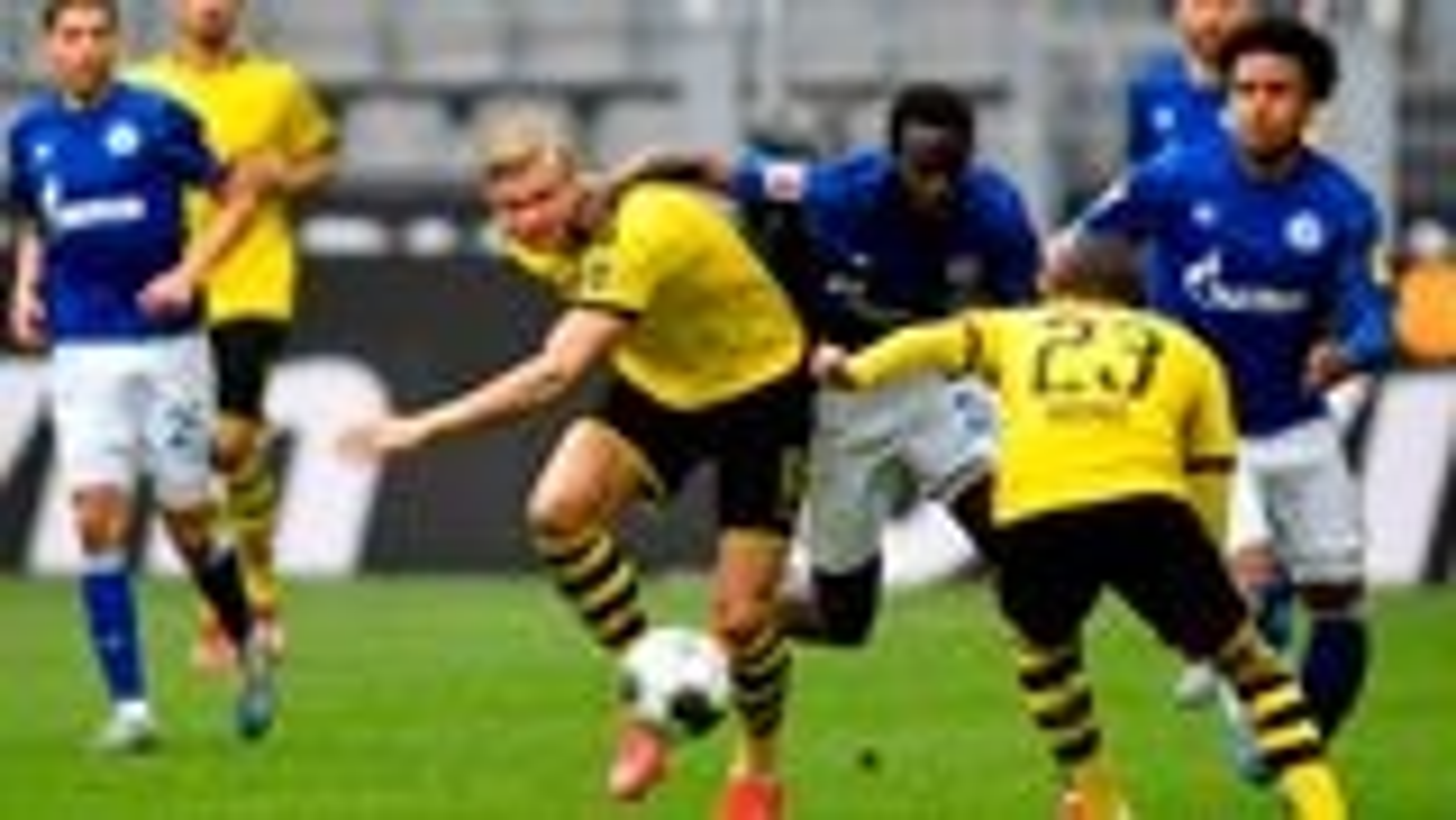 Zehn Top-Duelle der Bundesliga-Hinrunde