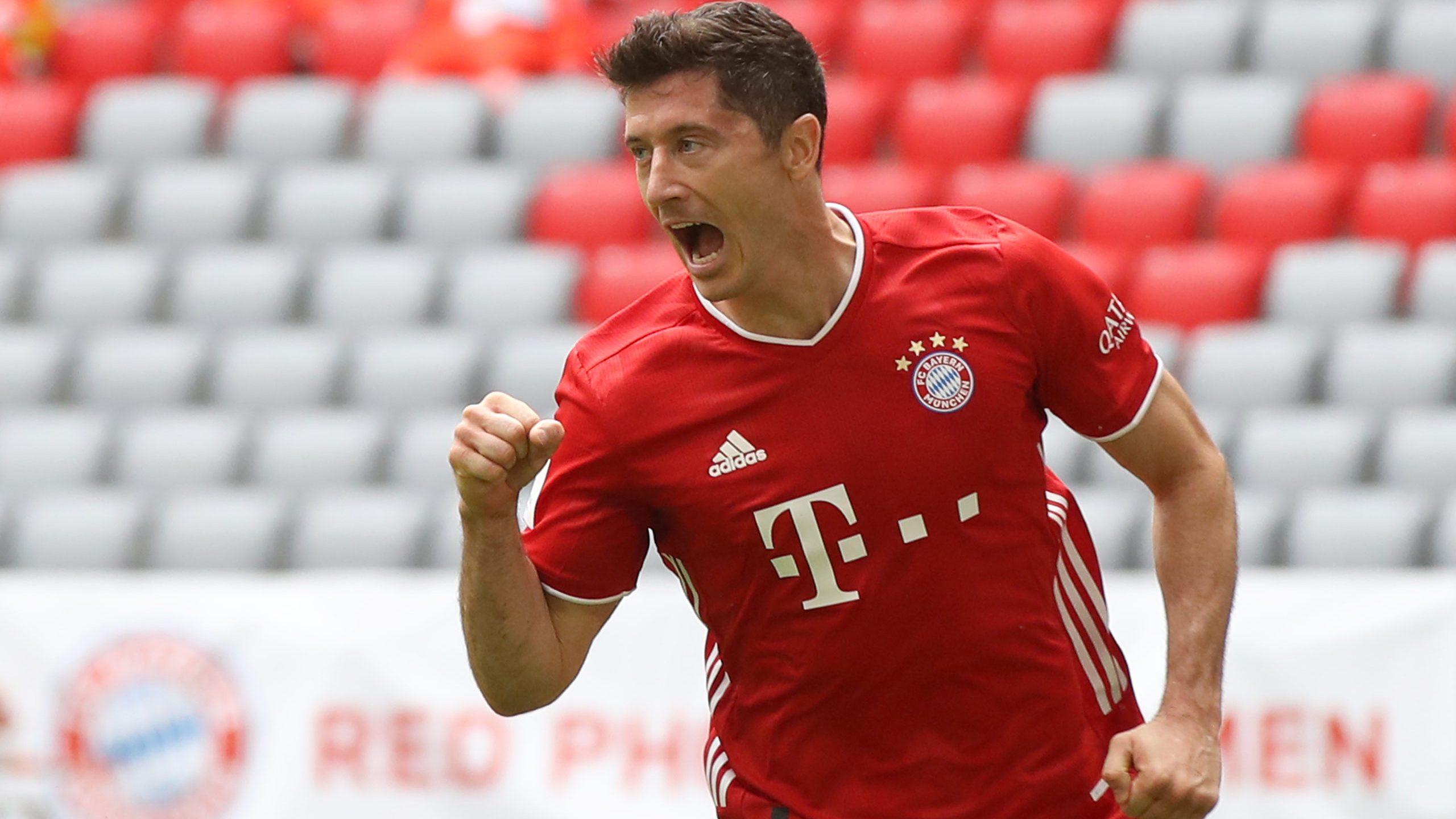 Lewandowski, Werner und Co.: Das sind die Top-Torjäger