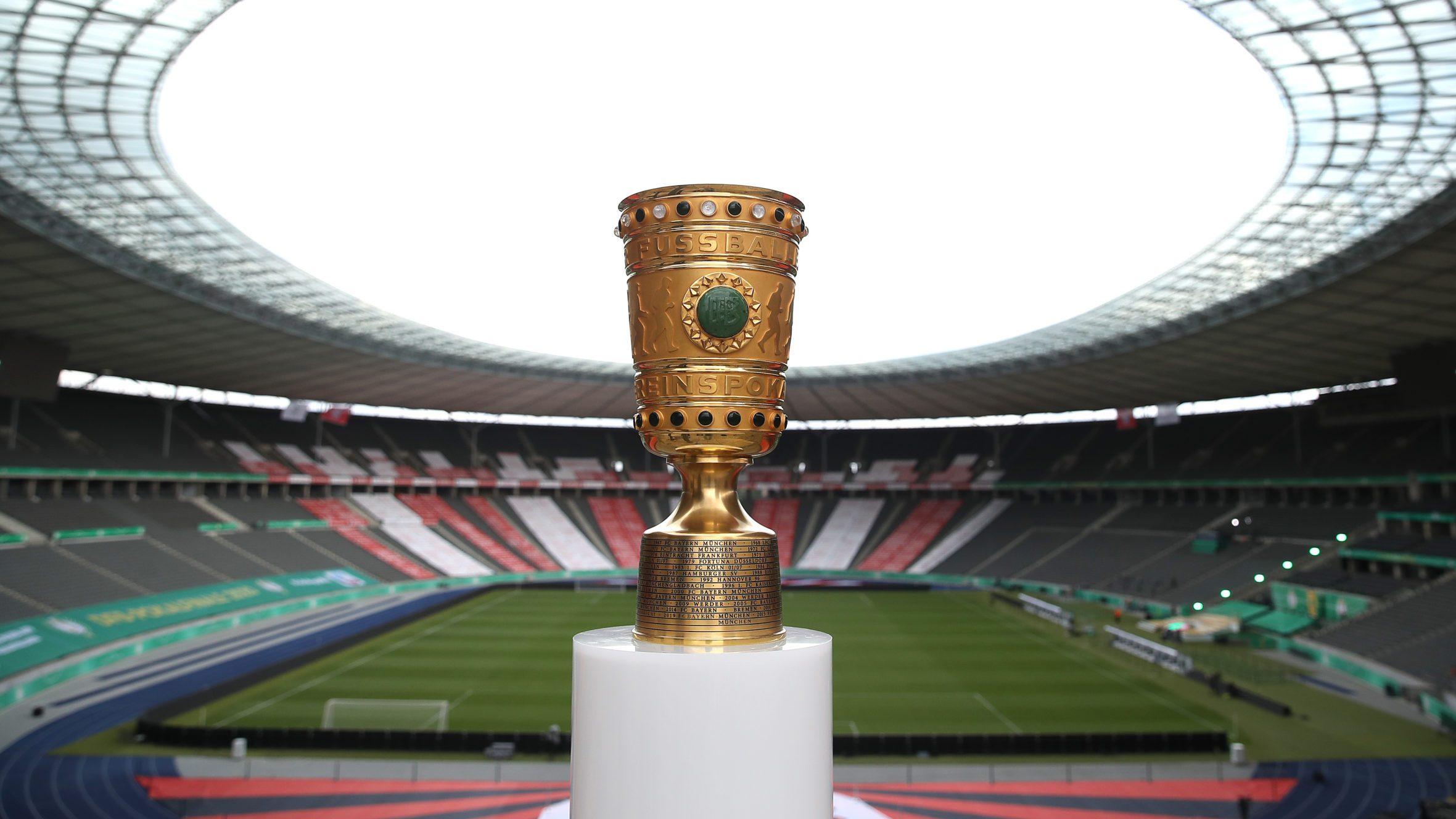 Tickets Dfb Pokalfinale 2021