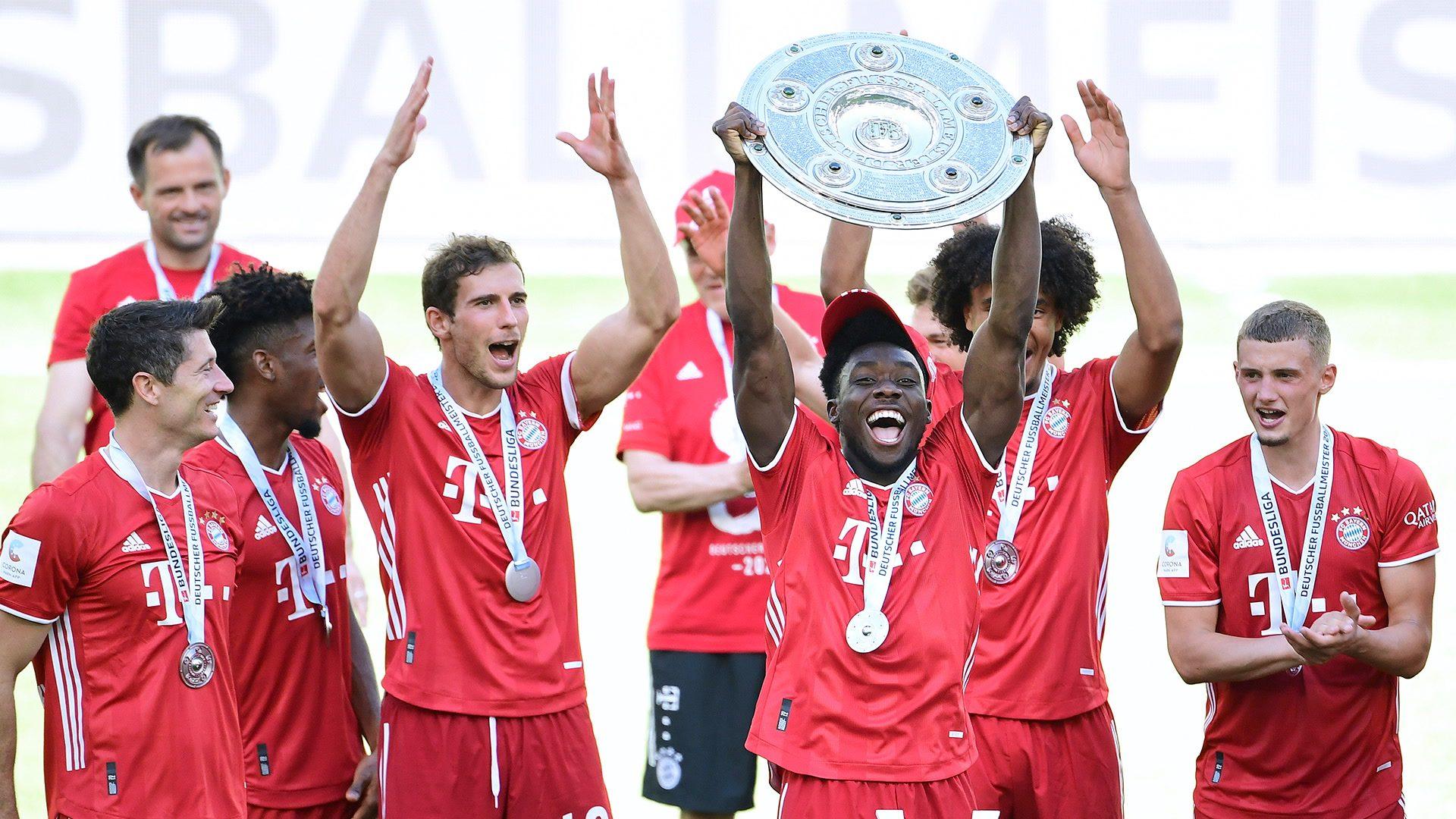 Aufsteiger der Saison: Bayerns Alphonso Davies