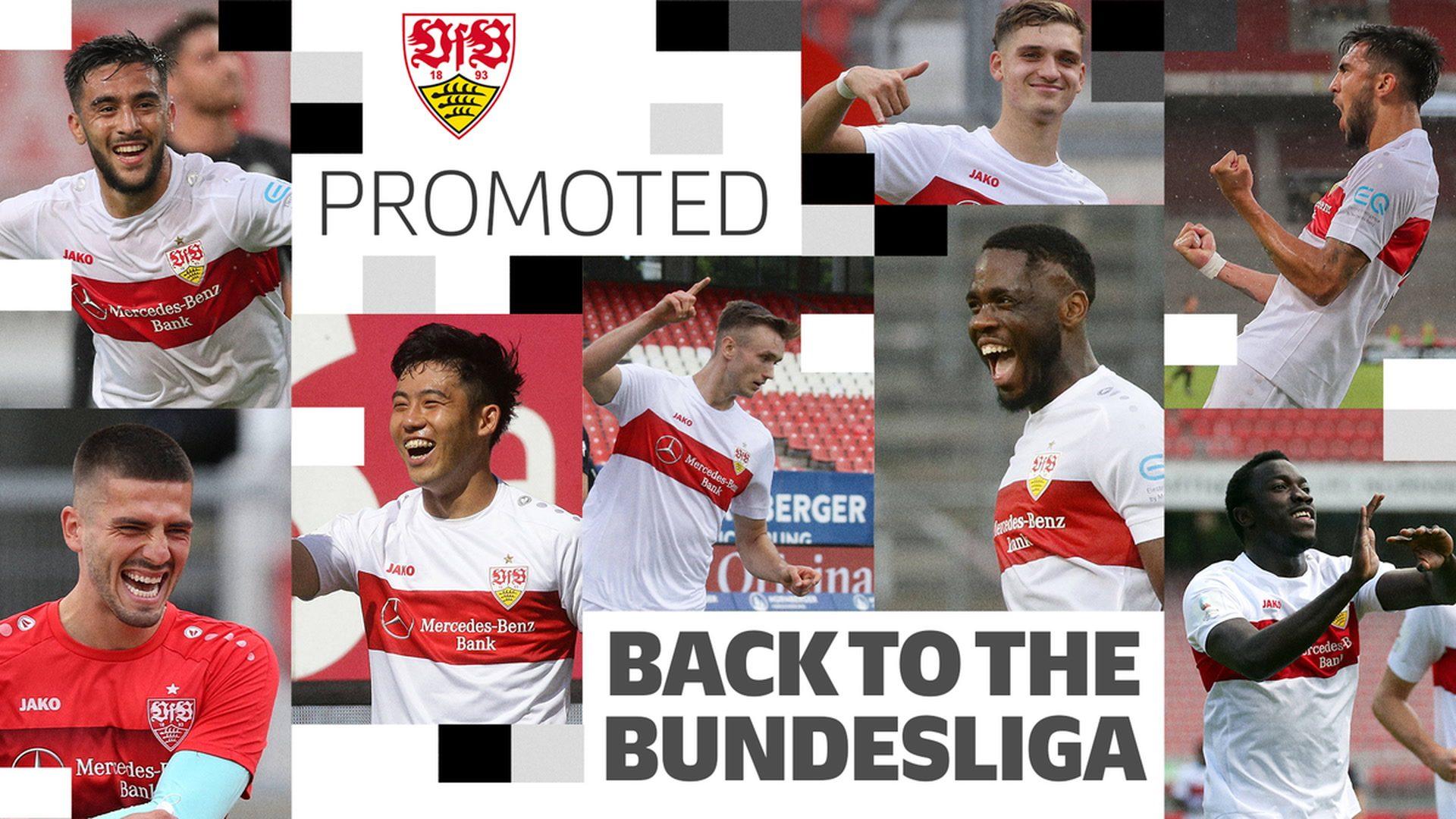 VfB Stuttgart: welcome back to the Bundesliga!
