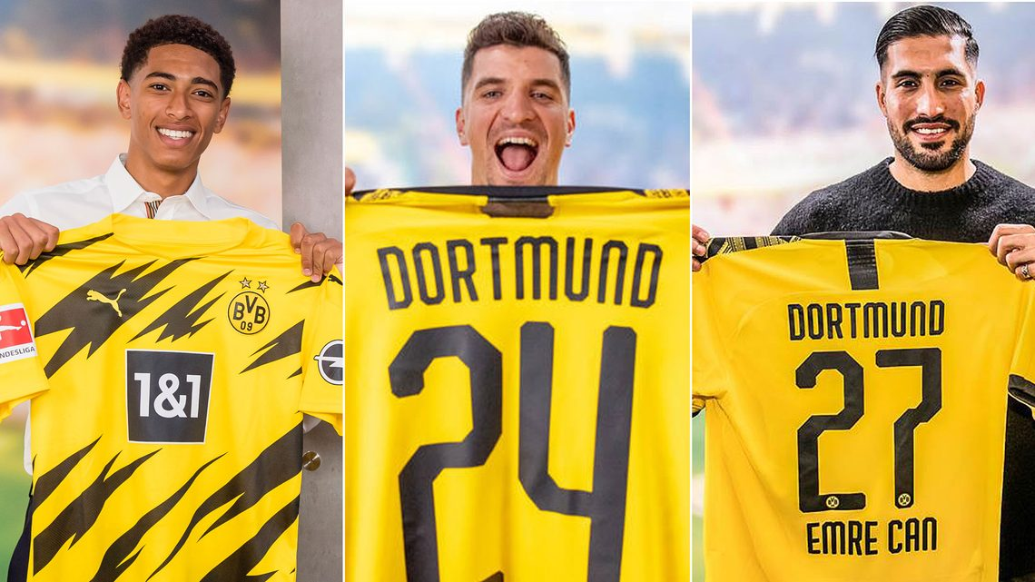Bundesliga Borussia Dortmund S Summer Transfers Who Have The Runners Up Signed And What Do They Bring To The Team