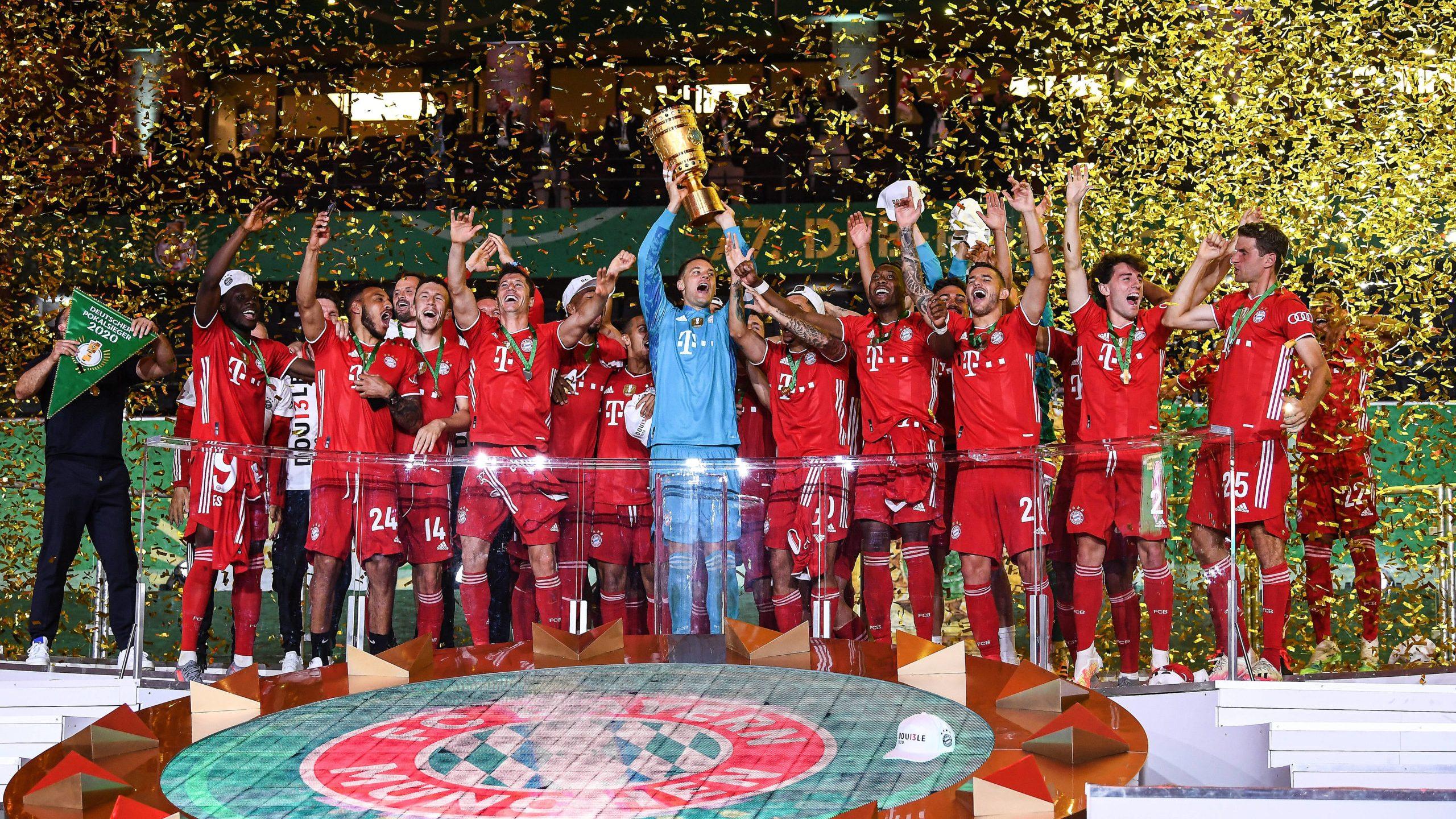 Bayern München Pokal