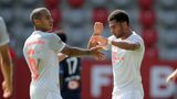 Gnabry fires Bayern past Marseille in Champions League warm-up