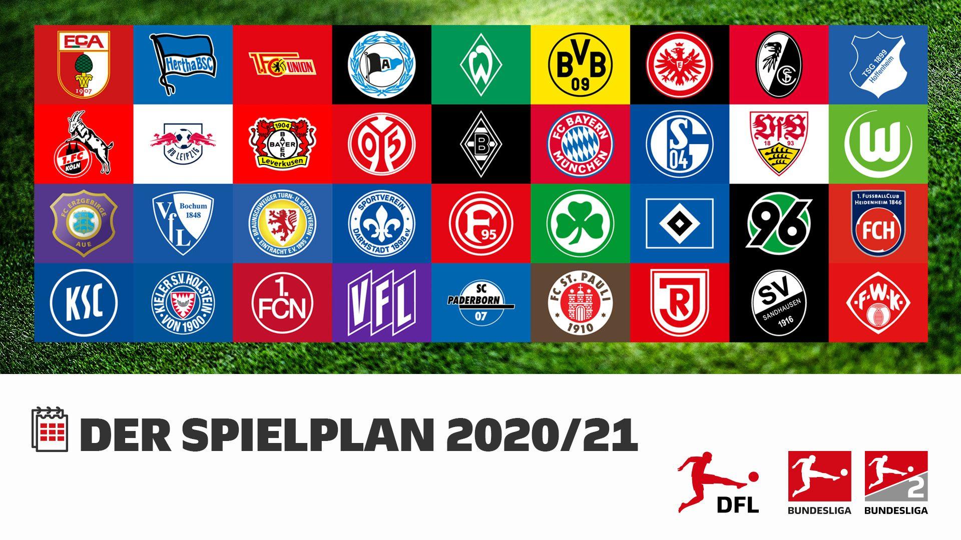 Saison 2020/21: DFL veröffentlicht die Spielpläne