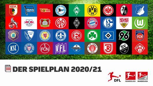 Bundesliga Testspiele 2021