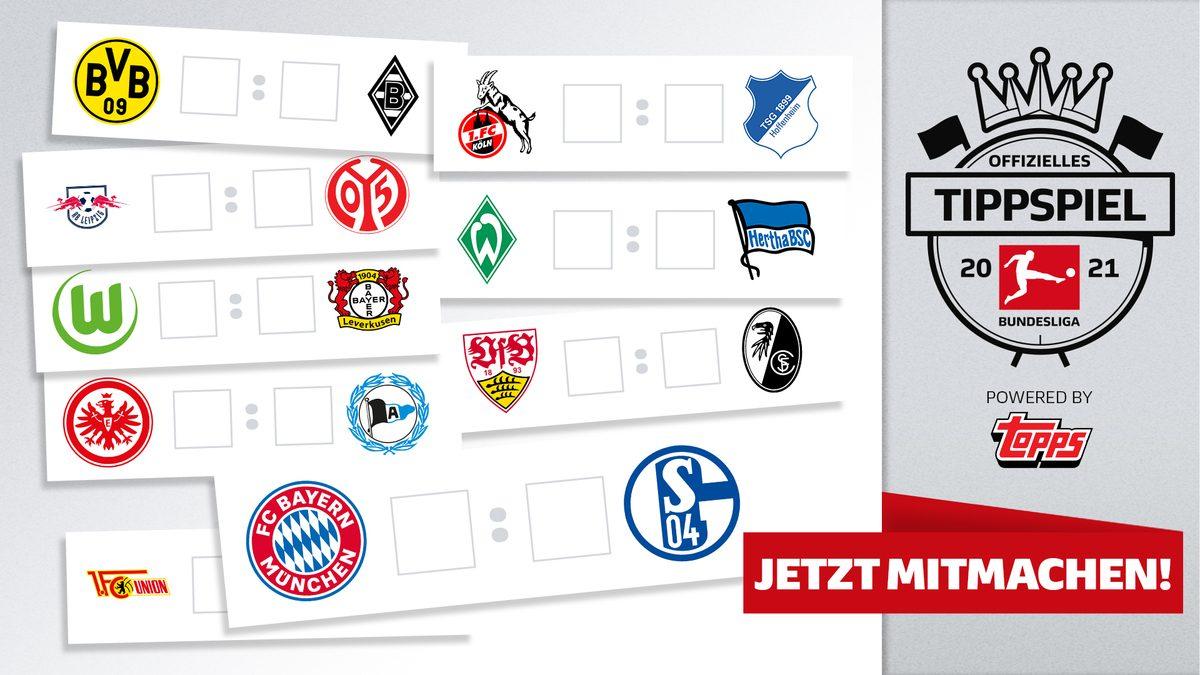 Tippe am 1. Spieltag gegen Wolff Fuss!