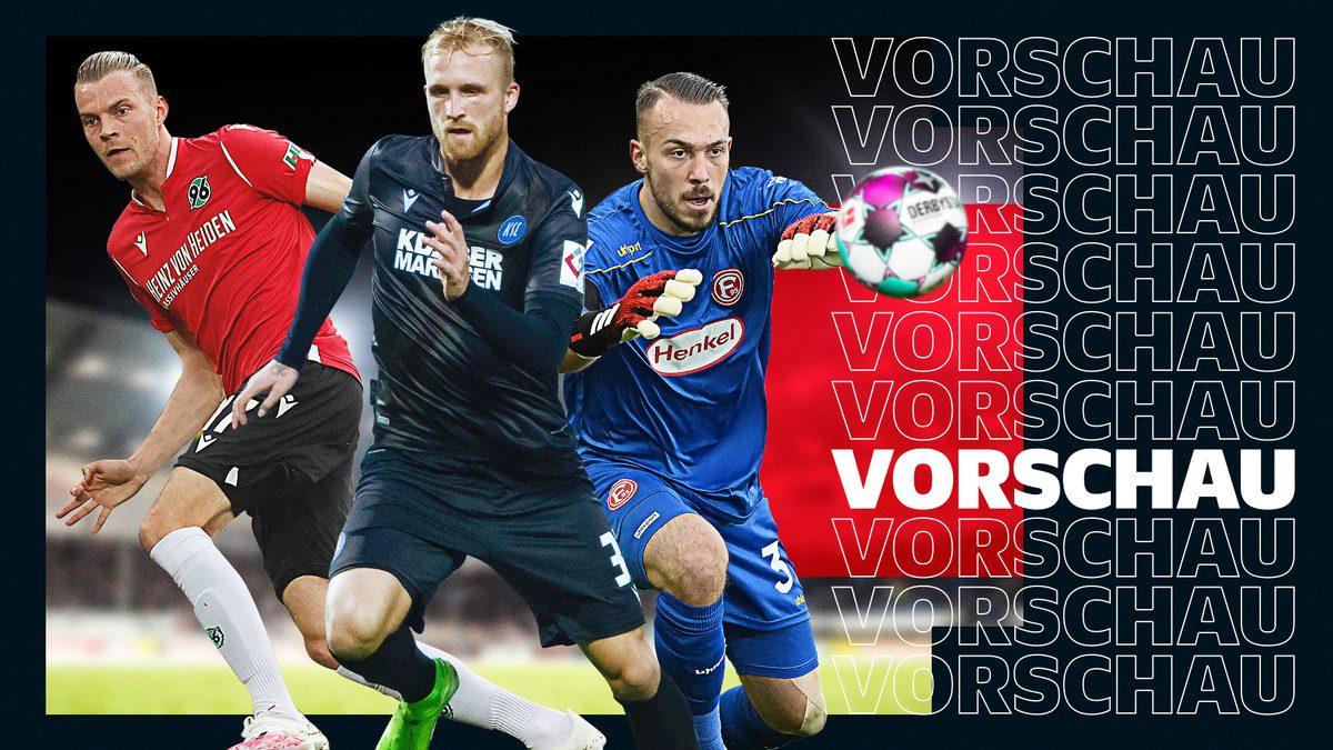 2. Bundesliga 2020/21: Ausgeglichen wie selten zuvor