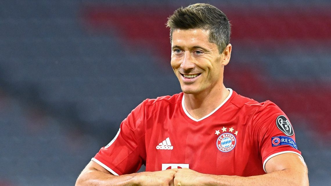 Bundesliga Robert Lewandowski Fires Bayern Munich Past Chelsea And Into Uefa Champions League Quarter Finals