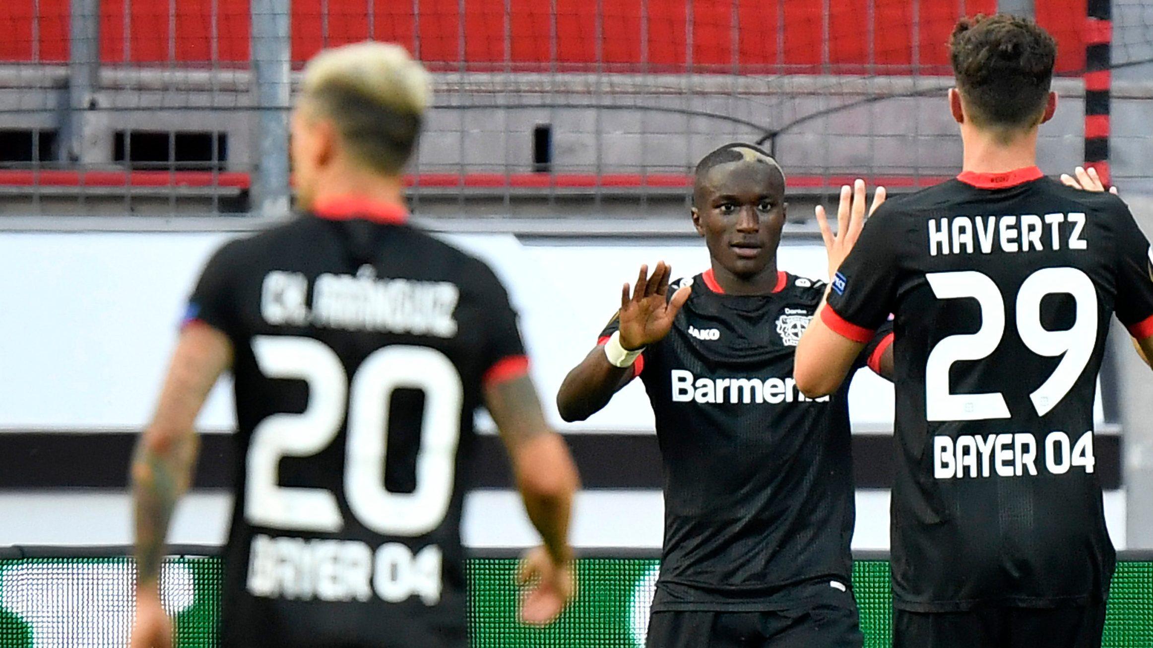 Leverkusen progress to Europa League quarter-finals