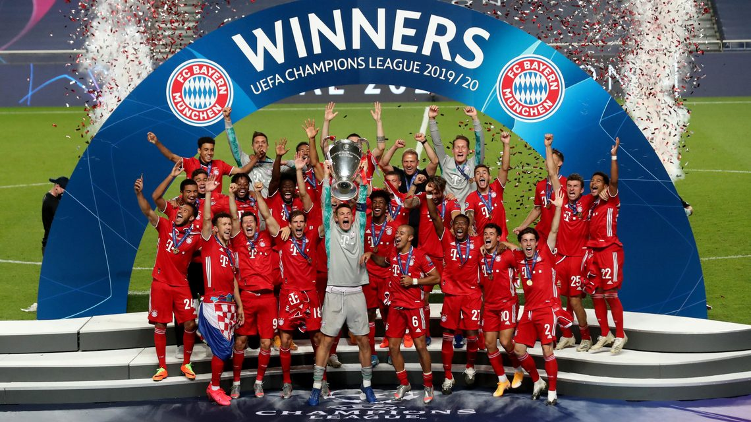 Bundesliga | Bayern Munich seal treble with UEFA Champions League ...
