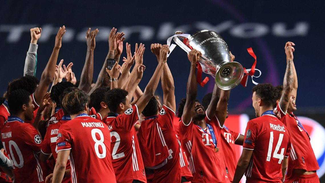 Bundesliga Bayern Munich S Route To Uefa Champions League Success