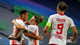 Olmo and Adams send Leipzig to Champions League semi-finals
