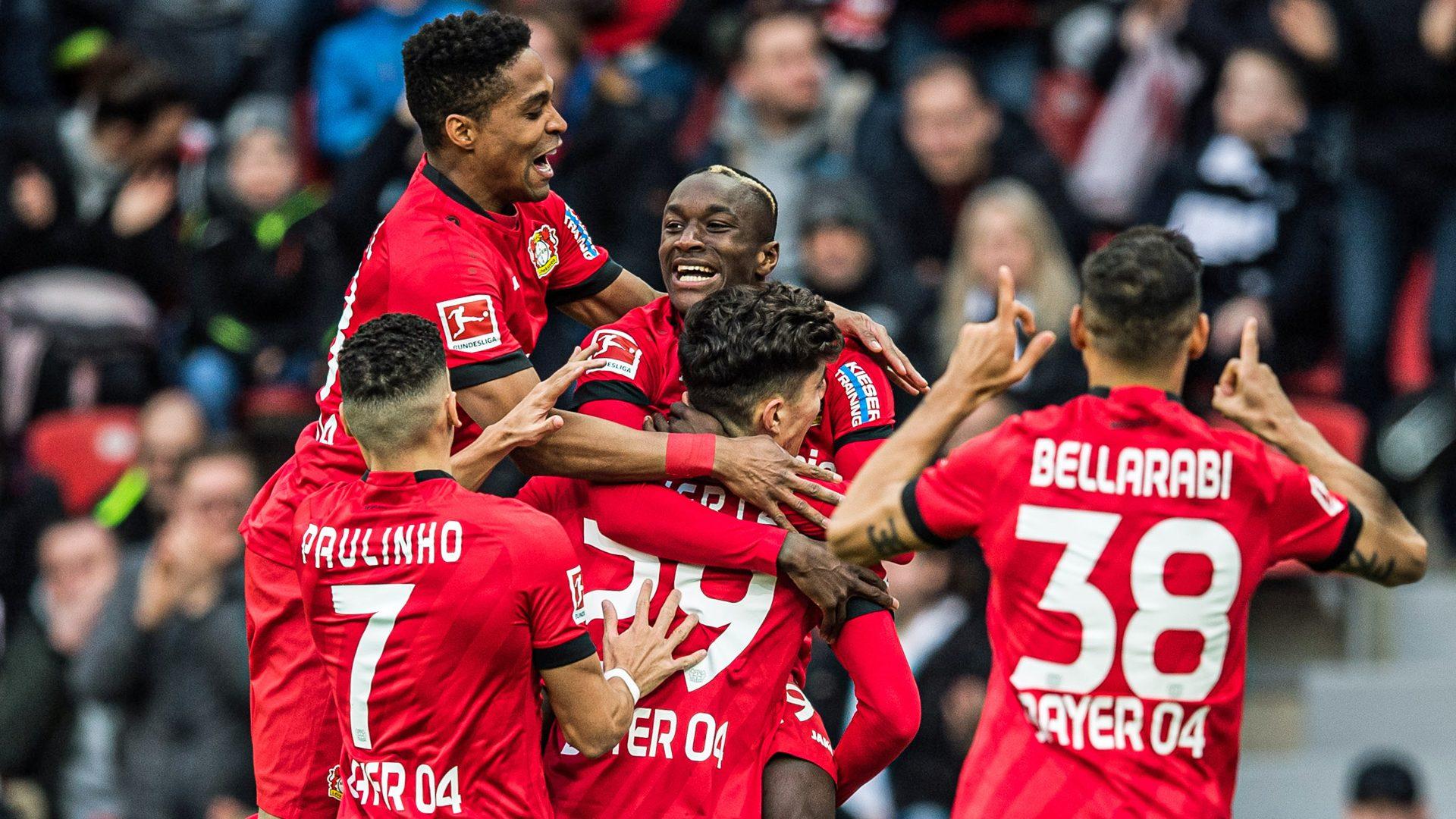 Bundesliga 5 Reasons Bayer Leverkusen Will Beat Inter Milan In The Uefa Europa League Quarter Finals