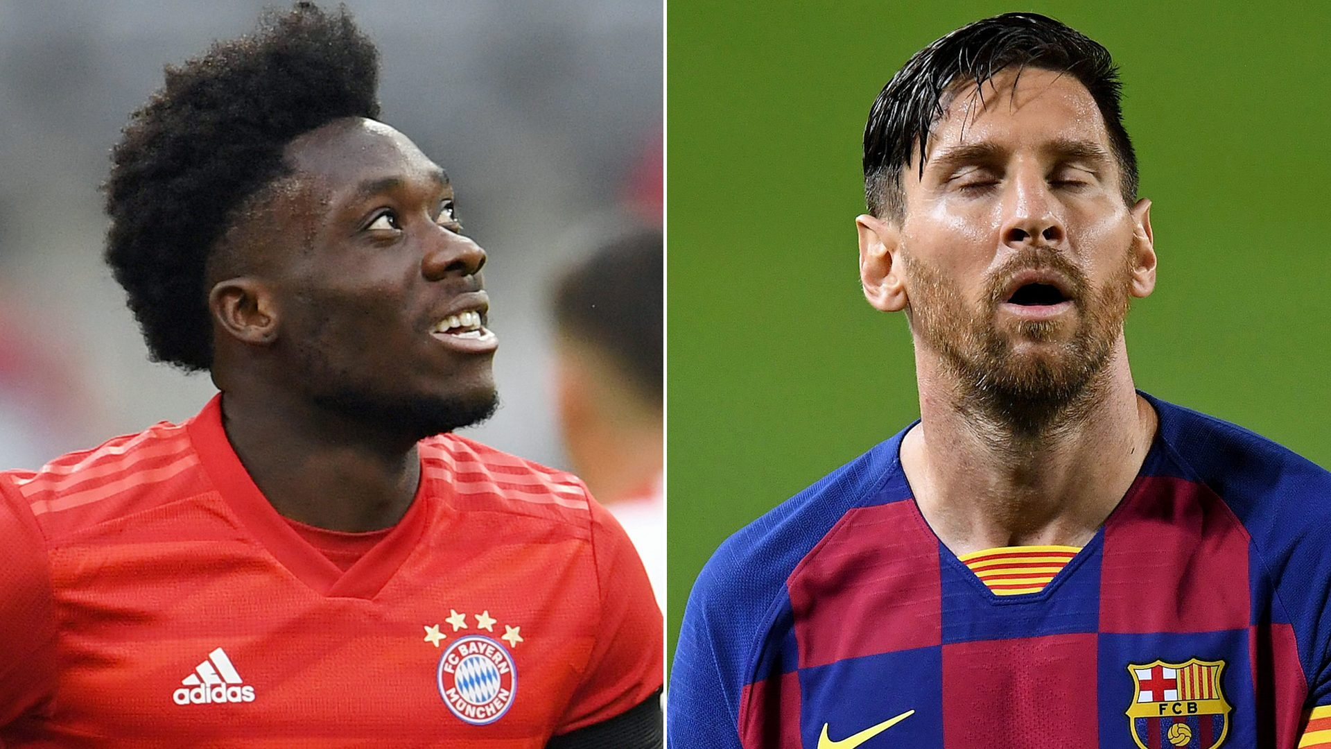 Bundesliga Alphonso Davies Will Take Care Of Lionel Messi Bayern Munich Ceo Karl Heinz Rummenigge