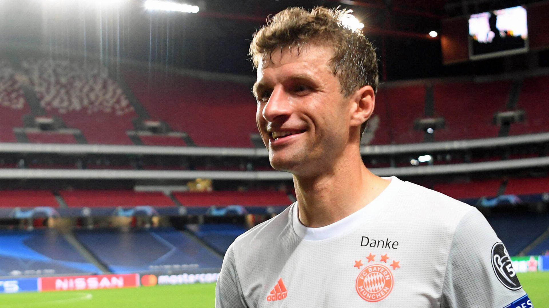 Bundesliga | Thomas Müller hails