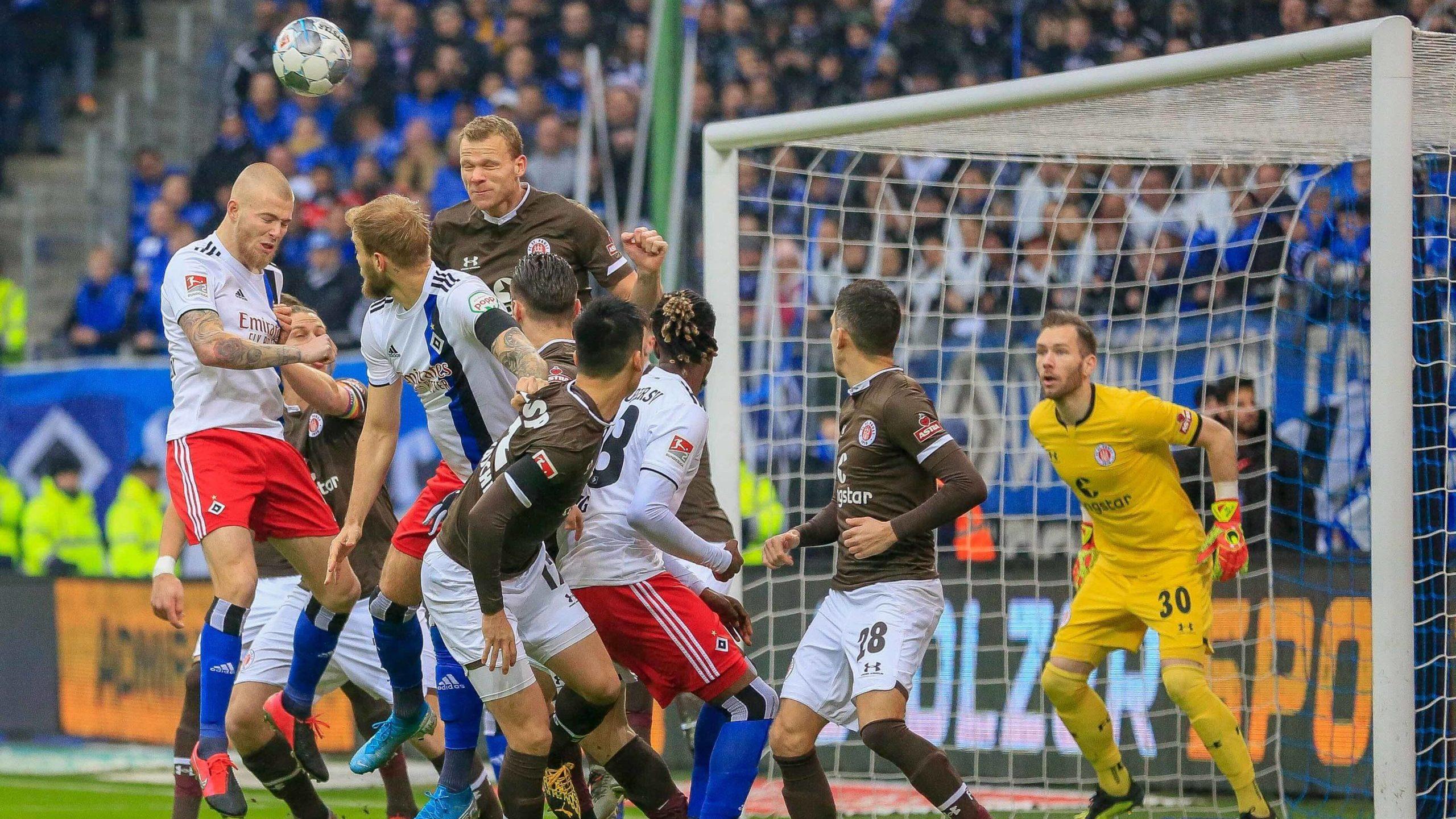 2. Bundesliga: Zehn Top-Duelle der Hinrunde