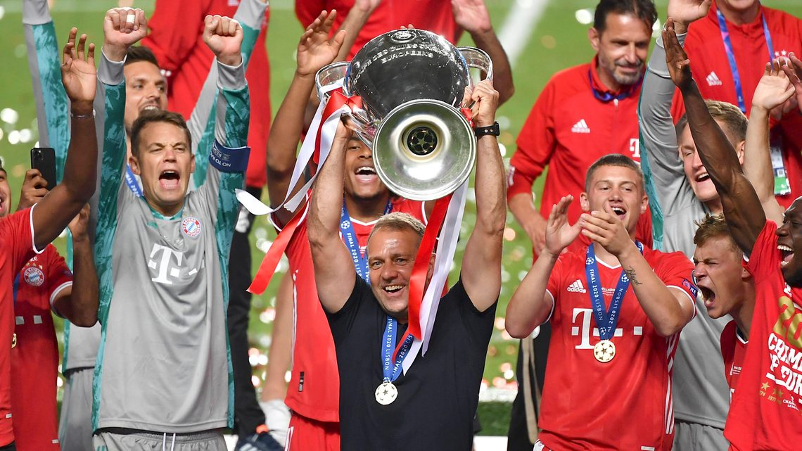 Bundesliga | Ottmar Hitzfeld: Hansi Flick and Bayern Munich can replicate  1970s dominance